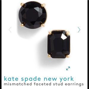 NWT ♠️ Kate Spade ♠️ Mismatched Stud Earrings